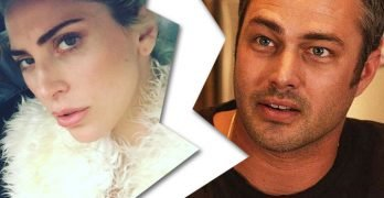 Lady Gaga & Taylor Kinney We Broke Up